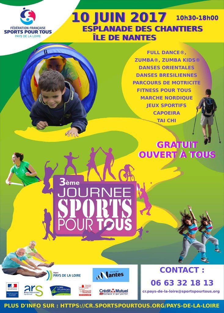 3eme Journée Sport pour Tous